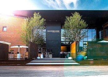 Veranstaltungszentrum, flexible and modern