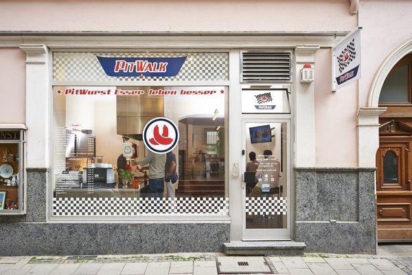 Schicker Imbiss im Herzen Münchens
