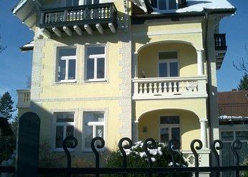 Malerische Gründerzeit Villa von 1904