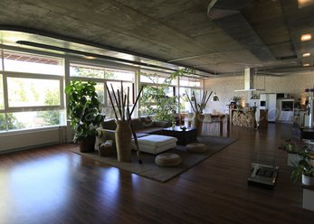 A unique loft in Munich