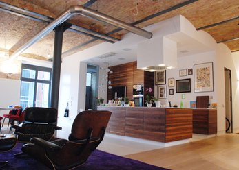 Exclusive LOFT in a former factory