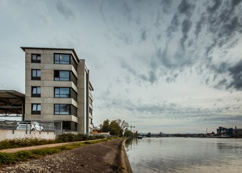Meeting rooms at the harbour in Weil am Rhein