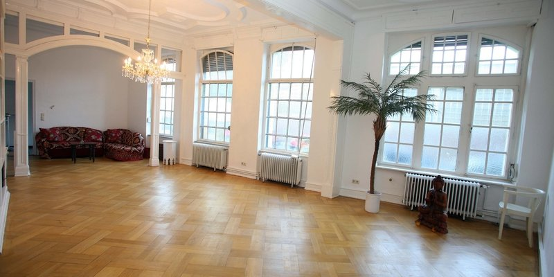 Wintergärten Köln location gründerzeitobjekt wintergarten loft in köln innenstadt