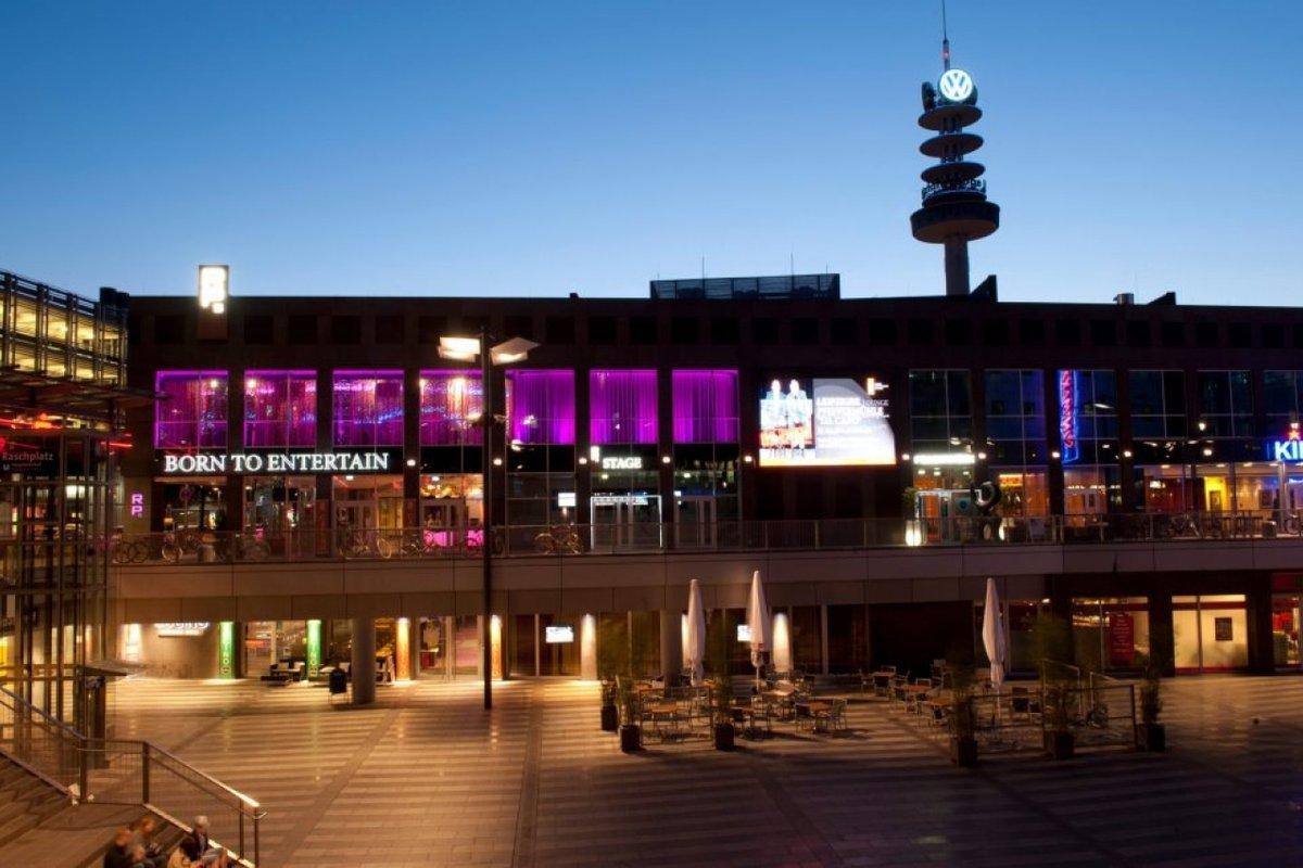location rp5 stage hannover in region hannover hannover. Black Bedroom Furniture Sets. Home Design Ideas