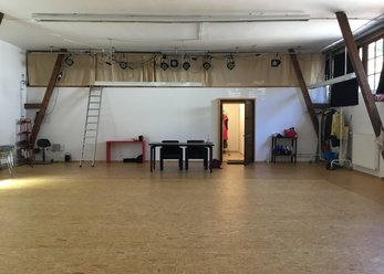 Studio, workshop, seminar and rehearsal room