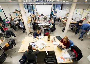 MakerSpace - events in a creative environment