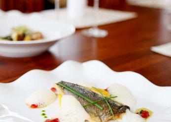 Gehobenes Restaurant, Flair und Eleganz