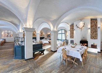 Gaststätte mit Saal, Stuben und Biergarten