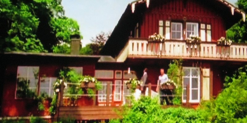 Landhaus direkt am Starnberger See - Hausansicht