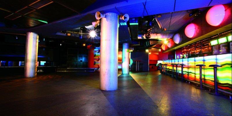Traditionsclub in FFM, 34.000 Watt