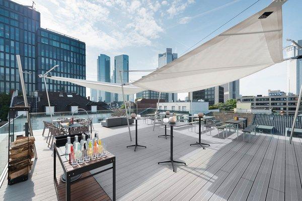 Tagungsräume in Frankfurt Westend