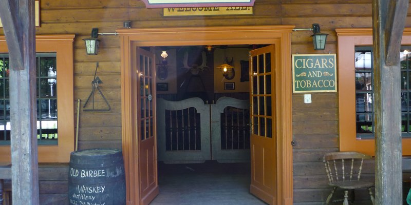Western-Saloon mit Livemusik in München