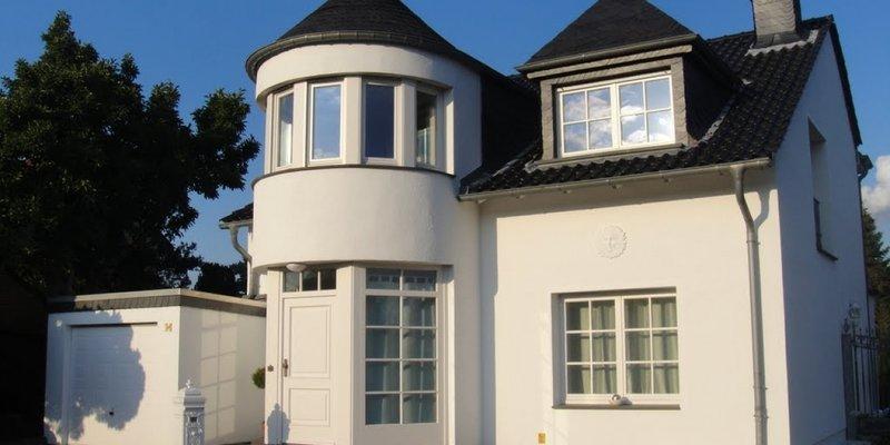 Villa als Film-/Fotolocation bei Köln