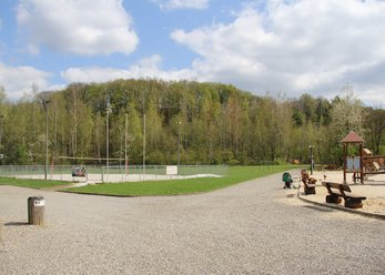 Recreational area near Aachen