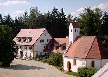 Klostergut near Dachau with vaulted cellar