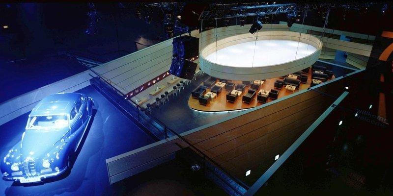 Eisbach Studios - Studio F (Aufsicht BMW Evnt)