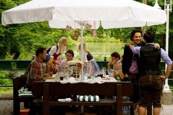 Gasthof Hinterbrühl am See Restaurant Biergarten - Seeterrasse Hinterbrühl