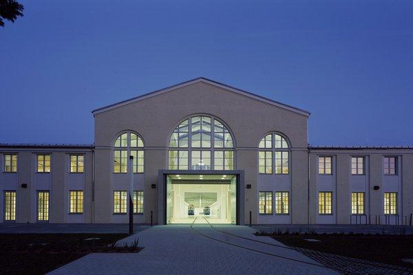 MVG Museum - Haupt-Eingang