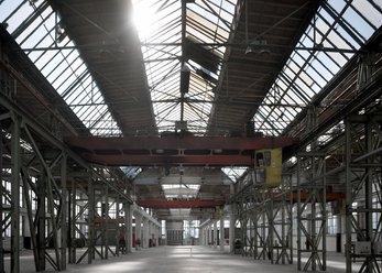 Werfthalle