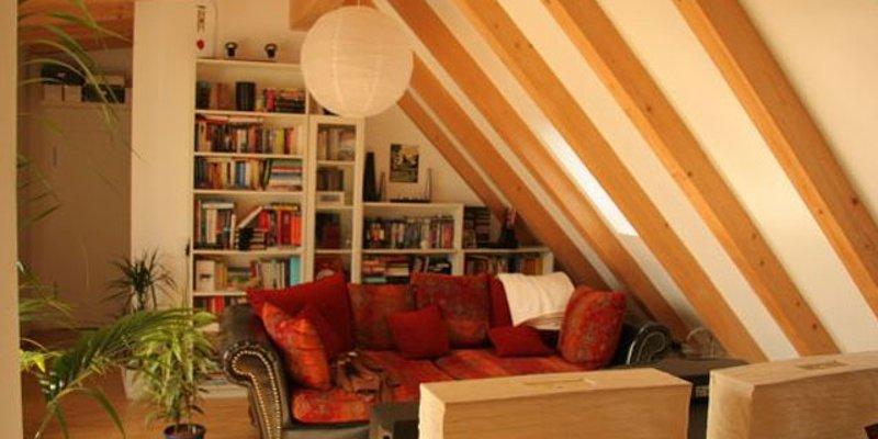DG-Wohnung mit Dachterrasse