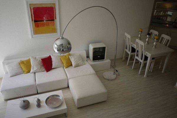 Art Loft im Münchner Glockenbachviertel - Art-Loft / living room