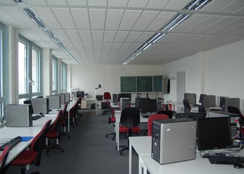 Seminar and computer rooms