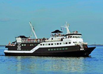 Eventschiff an Nord- & Ostseeküste