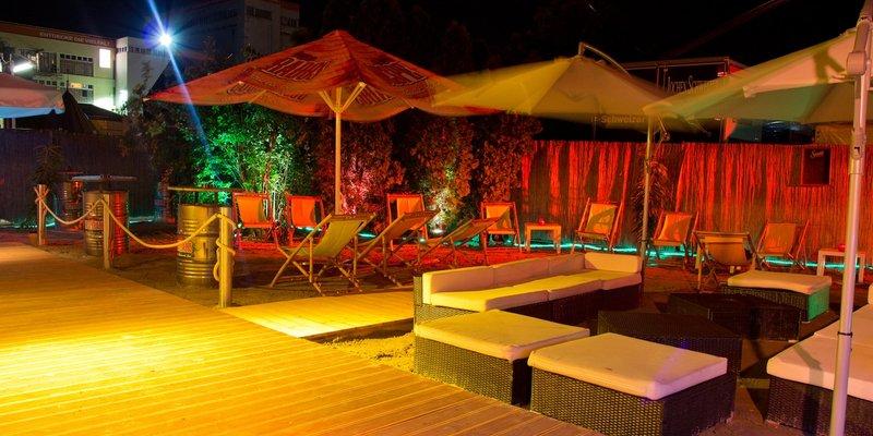 Beach Club der coolste Club in München