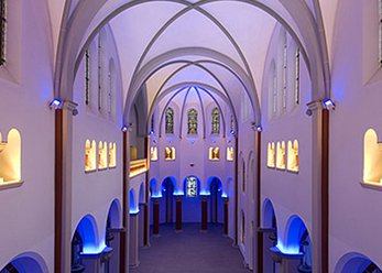 Profanierte Kirche Event Location