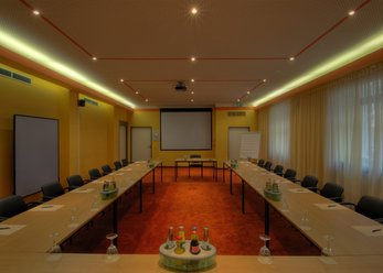 Conference room in hotel, Central