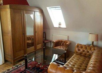 Schnuckeliges 50er Haus Stilmix alt / modern