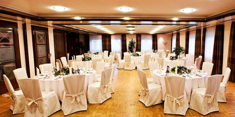Hotel mit Festräumen - Raum Baden-Württemberg