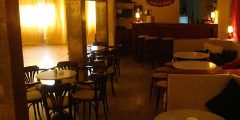 Latino-Bar mit Tanzfläche
